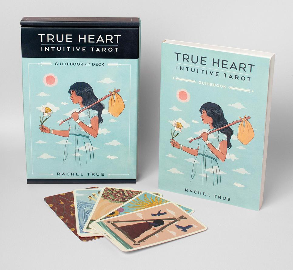 True Heart Intuitive Tarot Deck-1