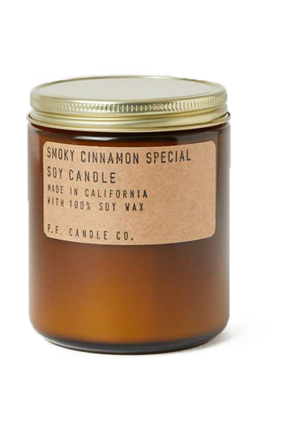 Soy Candle | Smoky Cinnamon Special