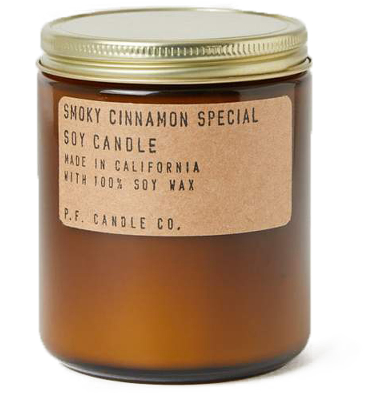 Soy Candle | Smoky Cinnamon Special-1