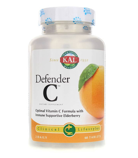 Defender C Dietary Supplement-1