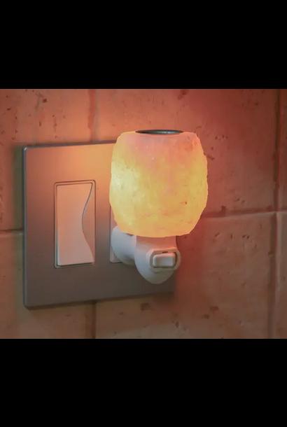 Himalayan Salt Night Light Diffuser | Essential Oil Diffuser