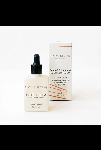 Clear + Glow | Complexion Serum