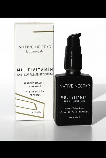 MultiVitamin Skin Supplement Serum