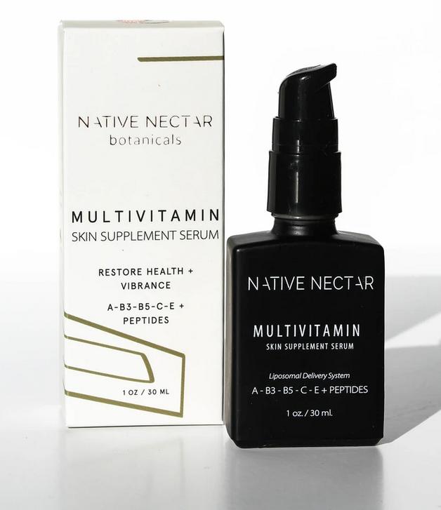 MultiVitamin Skin Supplement Serum-1