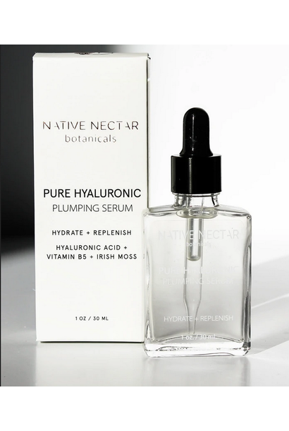 Hyaluronic Plumping Serum | Hydrate & Replenish