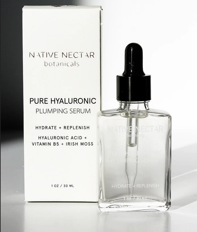 Hyaluronic Plumping Serum | Hydrate & Replenish-2