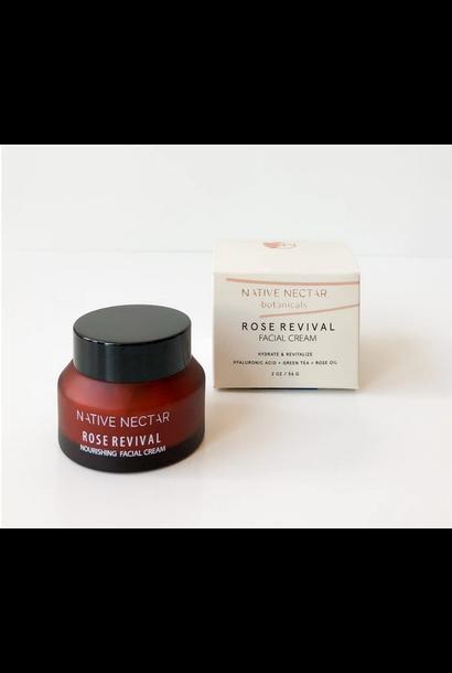 Facial Cream | Rose Revival