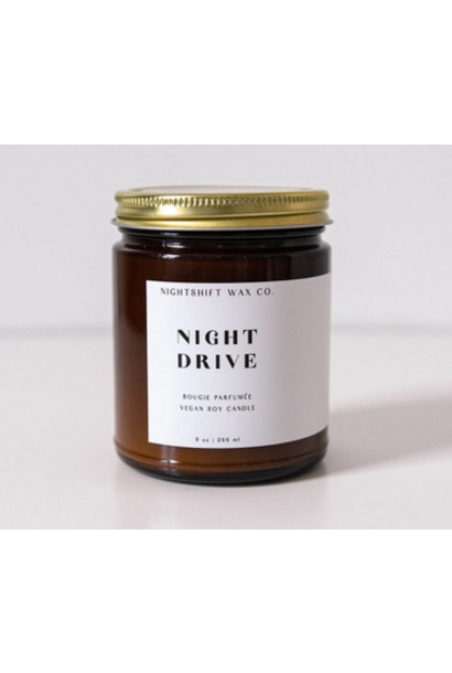 Soy Candle | Night Drive