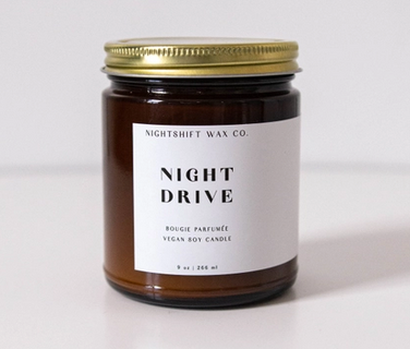Soy Candle | Night Drive-1