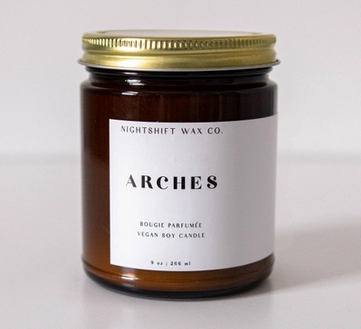 Soy Candle | Arches-1