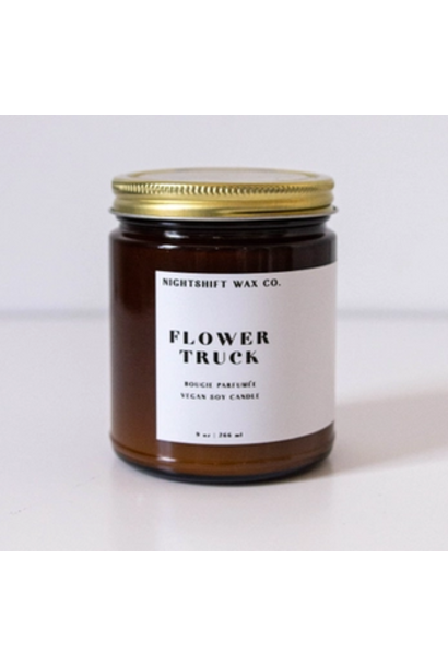 Soy Candle | Flower Truck