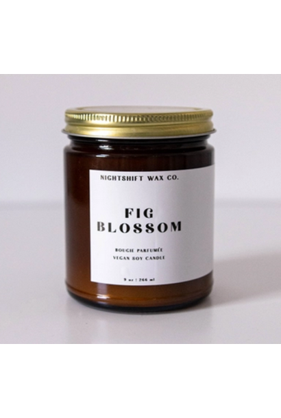 Soy Candle | Fig Blossom