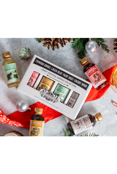 Cocktail Syrup | Sampler Pack