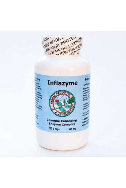Inflazyme | Immune Enhancing Enzyme Complex
