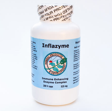 Inflazyme | Immune Enhancing Enzyme Complex-1