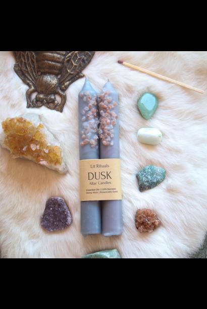 Dusk | Beeswax Altar Candles
