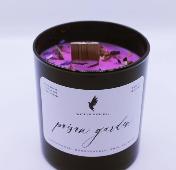Candle | Poison Garden-2