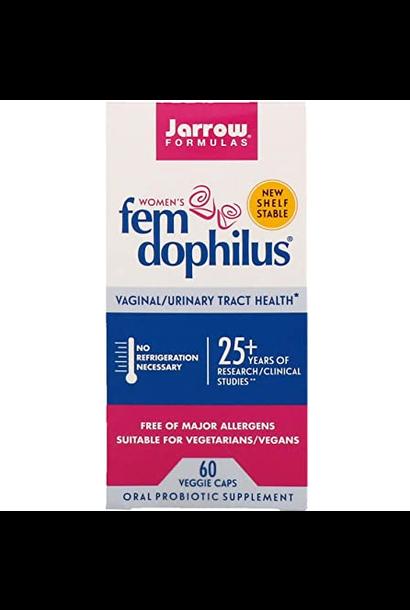 Fem-Dophilus | Vaginal & UTI Tract Health Supplement