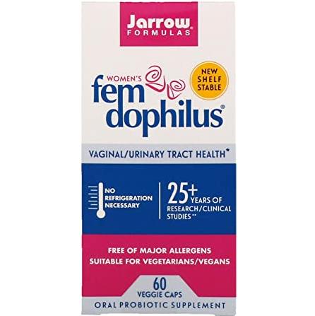 Fem-Dophilus | Vaginal & UTI Tract Health Supplement-1