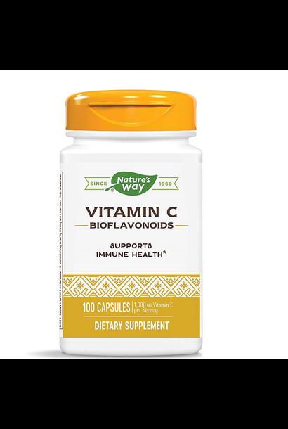 Vitamin C with Bioflavonoids | Dietary Supplement