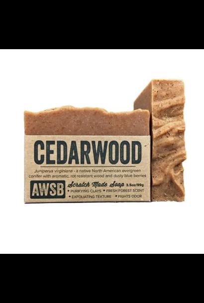 Bar Soap | Cedarwood