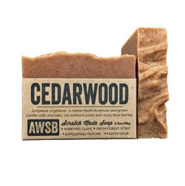 Bar Soap | Cedarwood-1