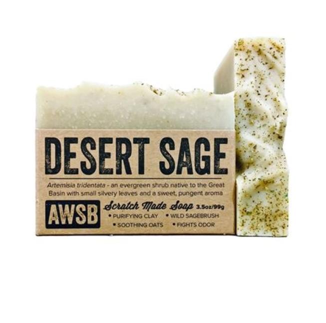 Bar Soap | Desert Sage-1