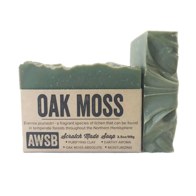 Bar Soap | Oak Moss-1