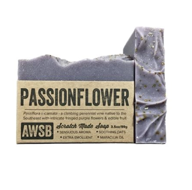Bar Soap | Passionflower-2