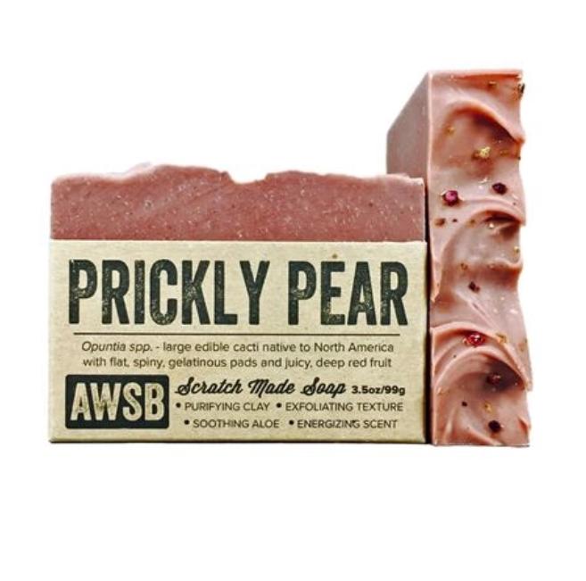 Bar Soap   Prickly Pear-1