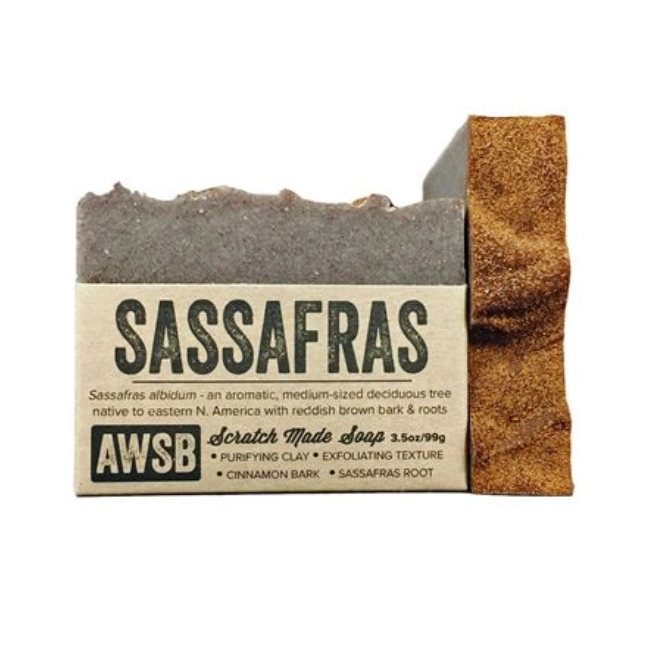 Bar Soap | Sassafras-2