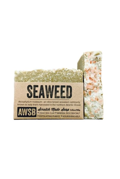 Bar Soap | Seaweed