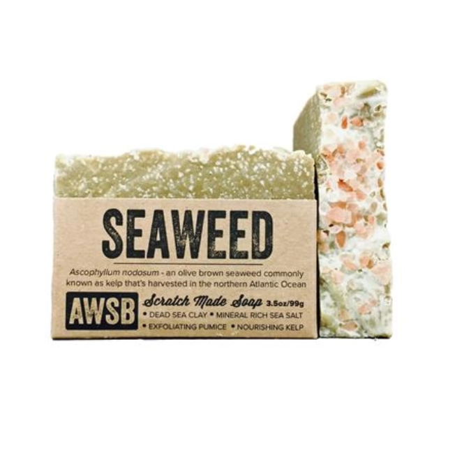 Bar Soap | Seaweed-1