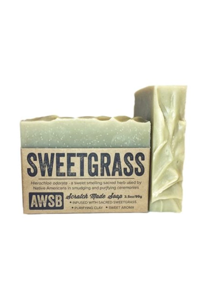 Bar Soap | Sweetgrass