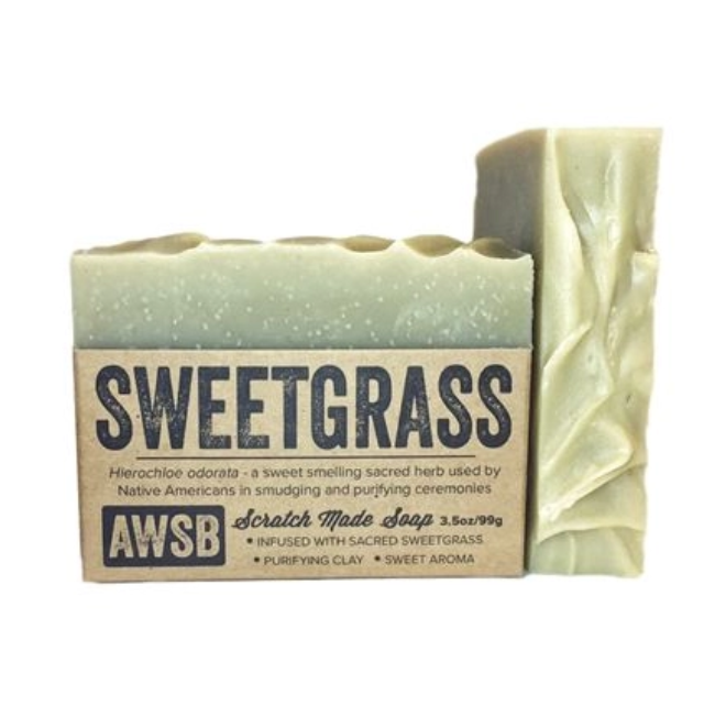 Bar Soap | Sweetgrass-1