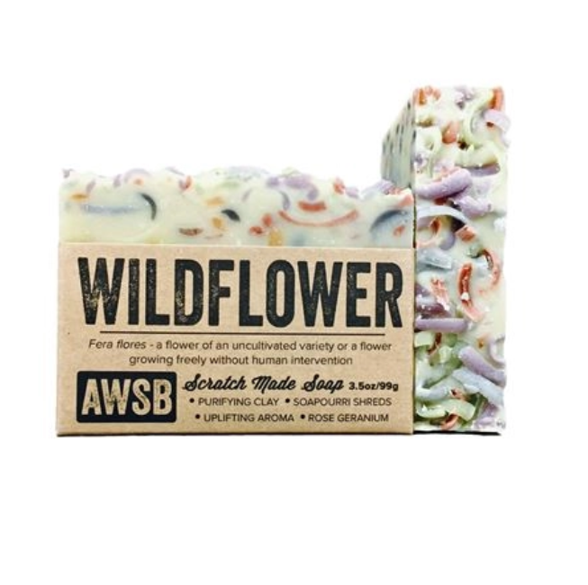 Bar Soap | Wildflower-1