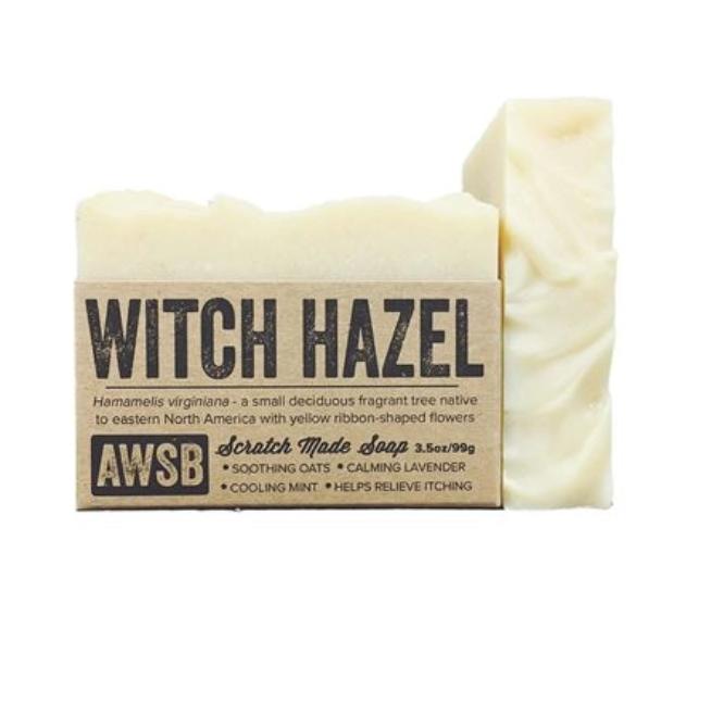 Bar Soap | Witch Hazel-1