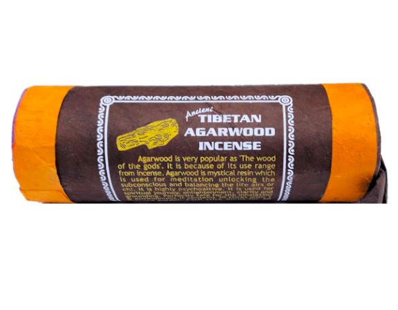 Agarwood Traditional Tibetan Incense-1