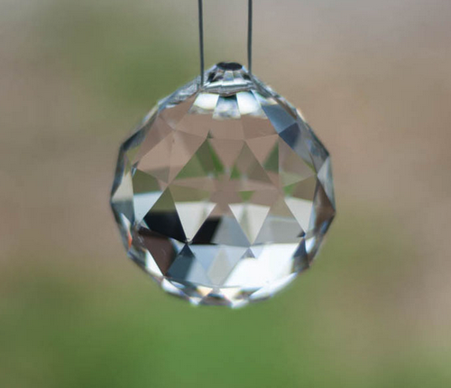 Rainbow Maker | Prism Crystal Ball | Small-1