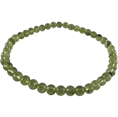 Tumbled Stone Bracelet | Peridot | 3-6mm-1