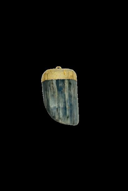 Pendant   Tumbled Blue Kyanite
