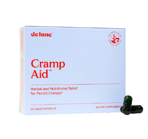 Cramp Aid | Herbal Blend for Cramp Relief-1