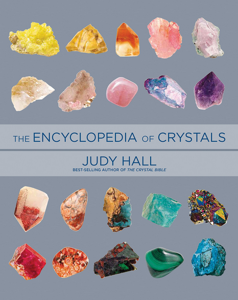 The Encyclopedia of Crystals-1