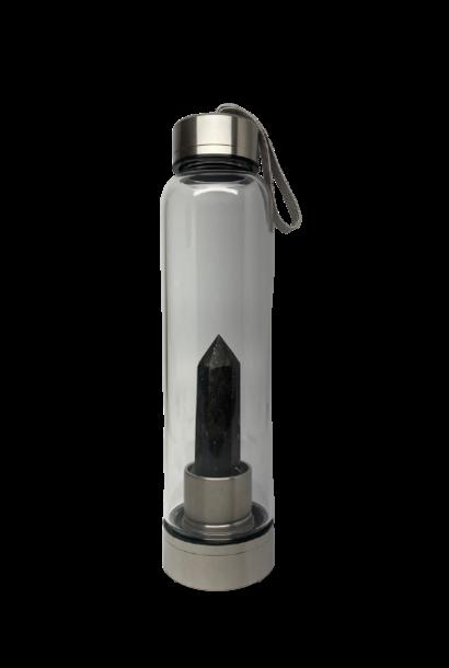Crystal Water Bottle | Astrophyllite