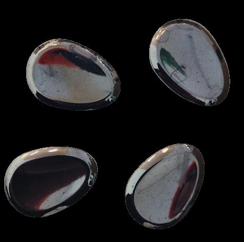 Worry Stone | Hematite-1