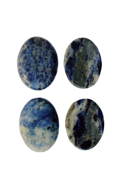 Worry Stone | Sodalite