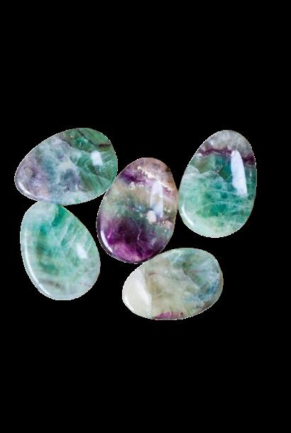 Worry Stone | Fluorite