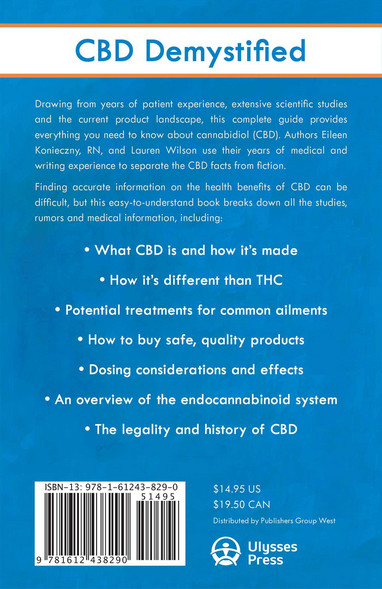 Healing with CBD-2