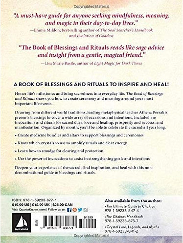 The Book of Blessings & Rituals-2