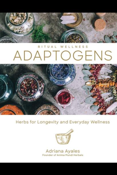 Adaptogens: Herbs for Longevity & Everyday Wellness